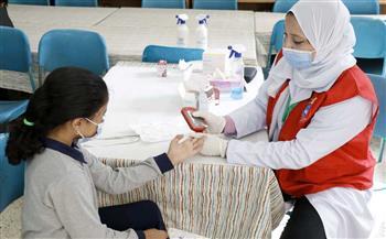 الصحة-فحص-مليون-و-ألف-طالب-ضمن-مبادرة-الكشف-عن- الأنيميا-والسمنة-والتقزم -