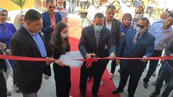 أخبار-شمال-سيناء-افتتاح--مشروعات-تنموية-بمدينة-العريش-بقيمة--مليون-جنيه- -صور