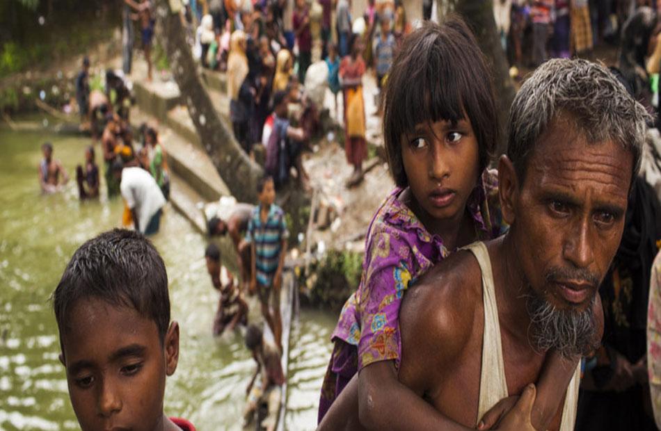 مفوضية اللاجئين ٢٠٢٠ كان الأخطر على الإطلاق لرحلات لاجئي الروهينجا عبر البحر
