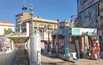 نفق محطة الرمل يشكو الإهمال.. طرحه  للاستثمار ينقذه لأنه يحكي جزءا من تاريخ المدينة