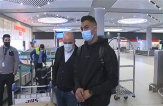 مصطفى محمد يصل تركيا للانضمام إلى فريق جالطة سراي| فيديو