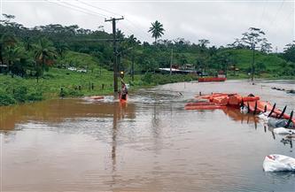 """تشريد 10 آلاف شخص في فيجي بسبب إعصار """"آنا"""""""