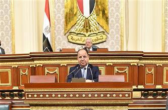 ننشر نص بيان وزير المالية أمام الجلسة العامة لمجلس النواب  صور