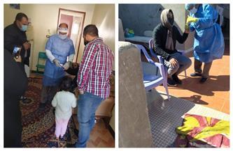 صحة البحر الأحمر: متابعة حالات العزل المنزلي لمصابي كورونا تنفيذا للمبادرة الرئاسية |صور