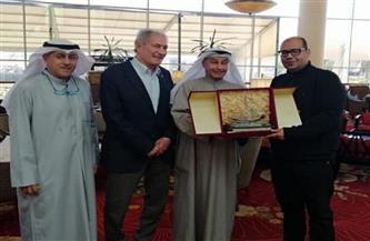 ياسر إدريس يُعلن تأييد مصر لحسين مسلم رئيسًا للاتحاد الدولي للسباحة