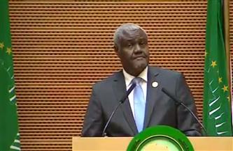 الاتحاد الإفريقي يرحب بتسمية المرشحين لحكومة انتقالية موحدة في ليبيا