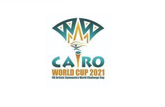 الكشف عن شعار بطولة كأس العالم للجمباز الفني