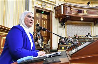 وزيرة التضامن: نتبنى عمليات التطوير المؤسسي المقترنة بإجراءات الحوكمة ومكافحة الفساد