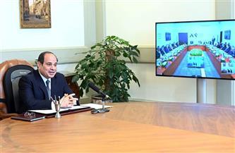 المتحدث الرئاسي ينشر صور مشاركة الرئيس السيسي في المنتدى العربي الاستخباري