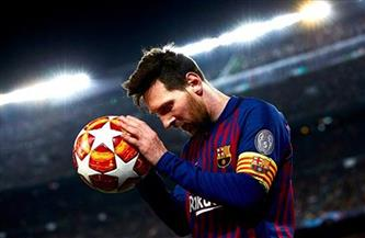 «ميسي» على رأس قائمة برشلونة لمباراة أتلتيكو مدريد