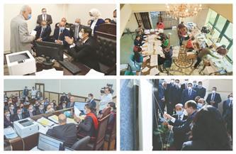 «التقاضى الإلكترونى» بوابة تحقيق العدالة الناجزة .. وخبراء : نقلة نوعية في محاكم مصر