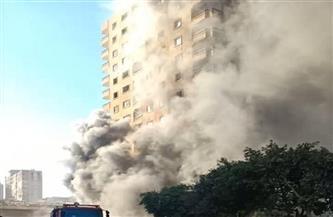 مدير إدارة الحماية المدنية السابق عن حريق عمارة الدائري: «الخطر قائم»   فيديو
