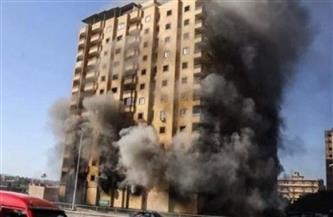 """بعد كارثة عقار الدائرى.. منظومة """"الكود المصرى للحريق"""".. صمام الأمان ضد أخطار النيران"""