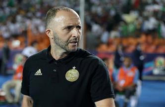 مدرب الجزائر: محرز غير سعيد في مانشستر سيتي الإنجليزي