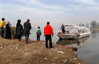 معديات نهرية جديدة تربط قويسنا بقرى القليوبية وإيقاف المخالفة حفاظا علي أرواح المواطنين |صور