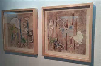 معرض «ظل الفراشة» لرانيا الحكيم.. «أونلاين» | صور