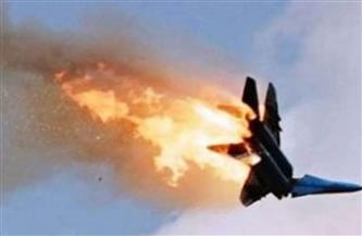 تدمير طائرة مسيرة لميليشيا الحوثي بالسعودية