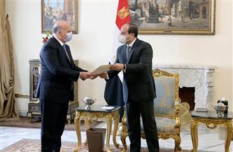 الرئيس السيسي: سياسة مصر في المنطقة قائمة على مبادئ رشيدة متوازنة وثوابت أخلاقية راسخة
