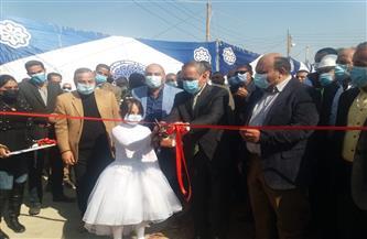 افتتاح محطة مياه الكيلو 14 بعد تجديدها بالسويس| صور