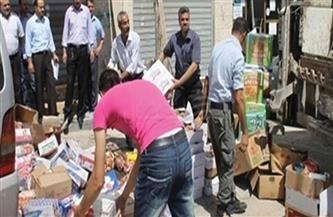 ضبط 72 مخالفة تموينية متنوعة خلال حملات رقابية بالمنيا