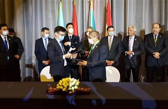 مجلس الأعمال المصري الكازاخستاني يوقع اتفاقيات جديدة للتنمية الاقتصادية| صور