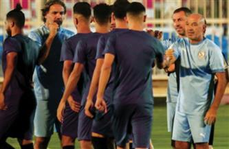 تفاصيل اجتماع «باتشيكو» مع لاعبي الزمالك على هامش مران اليوم الأربعاء