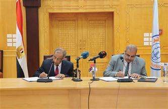 بروتوكول تعاون بين جامعة الأزهر ووكالة الفضاء المصرية دعمًا لبحوث كليات العلوم والهندسة| صور
