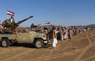 مقتل وجرح عشرات الحوثيين وتدمير طائرتين مسيرتين بمأرب