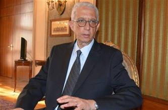 نائب وزيرالخارجية يعقد جلسة مشاورات مع رئيس الدورة الـ26 لمؤتمر أطراف اتفاقية الأمم المتحدة