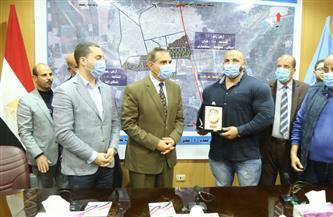 محافظ كفر الشيخ في حفل تكريم بيج رامي: نسعى للاستفادة من إمكاناته لينشئ جيلا من الأبطال | فيديو