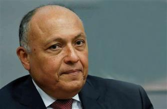 وزير الخارجية يؤكد الحرص على مواصلة تعزيز العلاقات الثنائية مع السودان