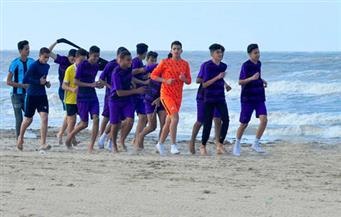 حديث الصور: بورسعيد.. شاطئ البهجة