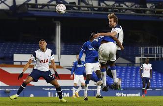 برنارد يحسم تأهل إيفرتون على حساب توتنهام في مباراة شهدت 9 أهداف