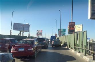 كثافات مرورية متوسطة بمحاور وميادين العاصمة