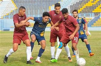 التعادل السلبي يحسم نتيجة المحلة والبنك الأهلي في مباراة «الفرص الضائعة»