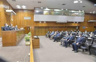 محافظ أسيوط يترأس اجتماع مناقشة آليات تنفيذ المشروع القومي لتطوير الريف المصري |صور