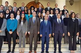 «الخارجية» تنظم دورة تدريبية لطلاب كلية الدراسات الدبلوماسية