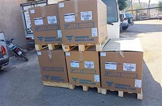 صحة قنا: تسليم 15 جهاز غسيل كلوي للمستشفيات