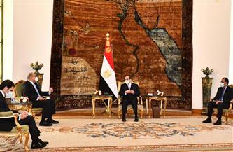 «الخصاونة» يؤكد أهمية تعزيز أطر التعاون الثلاثي «المصري الأردني العراقي»