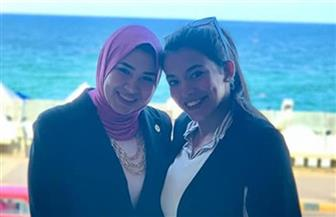 أول مصريتين تحصلان على جواز السفر البحرى «ريم وميَّادة» : أثبتنا أن البحر ليس للرجال فقط | حوار