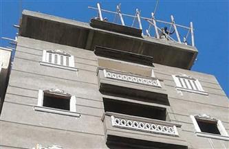 حملات مكبرة بأحياء الإسكندرية لإزالة أعمال البناء المخالف