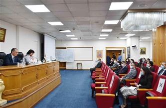 وزيرة الثقافة تلتقي الدفعة 53 ملحقين دبلوماسيين وتستعرض جهود التبادل الثقافي