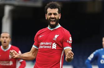 «صلاح» يحصد جائزة لاعب الشهر في ليفربول للشهر الثاني تواليًا