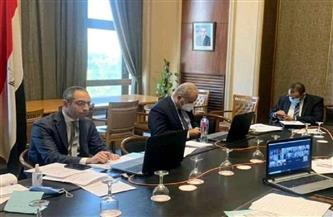 انعقاد الجولة الثالثة للمشاورات بين مصر والسويد حول موضوعات الأمم المتحدة والمسائل متعددة الأطراف   صور