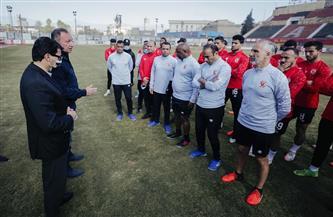 وزير الرياضة يهنئ الأهلى ببرونزية كأس العالم