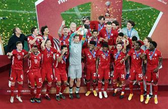 بايرن ميونخ يرفع كأس العالم للأندية 2020 | صور