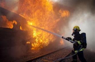 «الحماية المدنية» تسيطر على حريق بمحول كهربائى في أسوان
