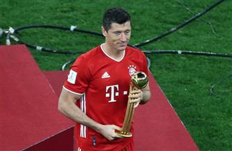 «ليفاندوفسكي» أفضل لاعب في مونديال الأندية 2020