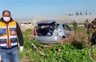 استشهاد فلسطيني وإصابة آخرين بحادث دهس في الأغوار الشمالية
