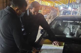 غلق 11 مقهي مخالف وتغريم 15 مواطنا لم يلتزموا بارتداء الكمامة في الشرقية| صور